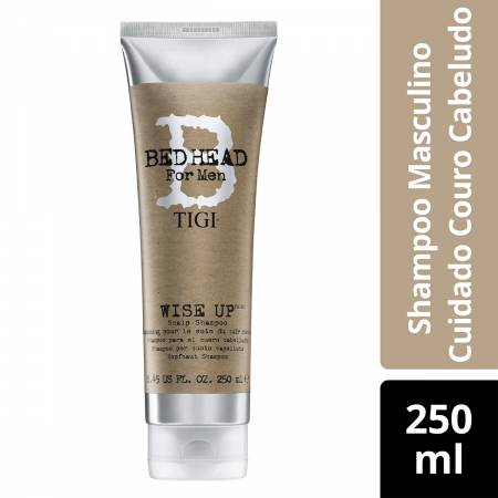 Shampoo Bed Head For Men Wise Up