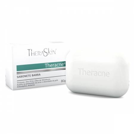 Sabonete Barra Theracne Theraskin