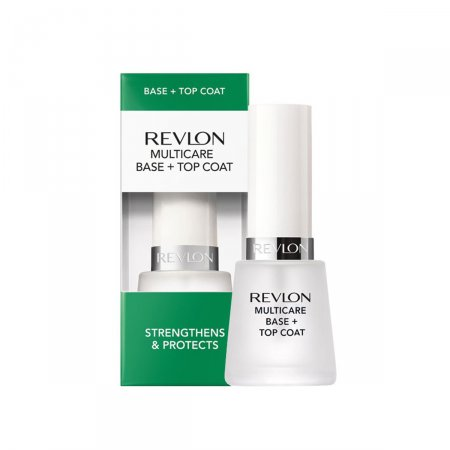 Base Revlon Multi-Care 2 em 1+ Top Coat