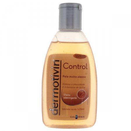 Sabonete Líquido Dermotivin Control