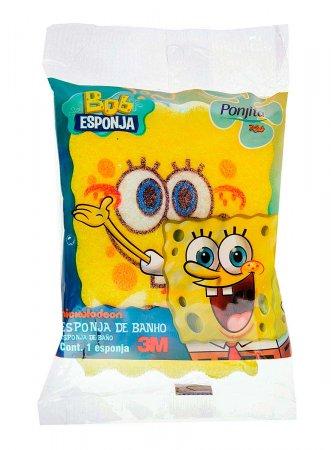 Esponja para Banho Ponjita Kids Bob Esponja