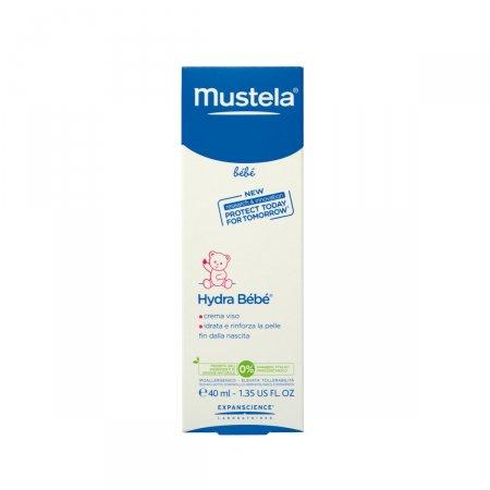 Hidratante Facial Infantil Mustela Hydra Bebê