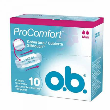 Absorvente Interno O.B Procomfort Mini