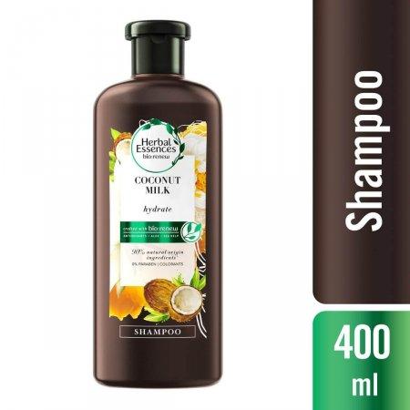Shampoo Herbal Essences Bio:Renew Leite de Coco