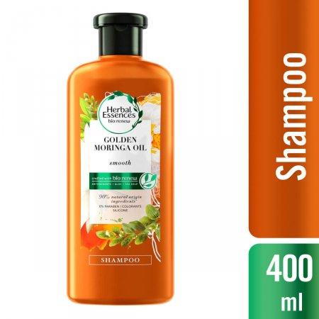 Shampoo Herbal Essences Bio:Renew Óleo de Moringa Dourada