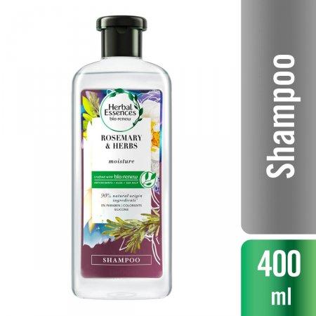 Shampoo Herbal Essences Bio: Renew Alecrim e Ervas com 400ml