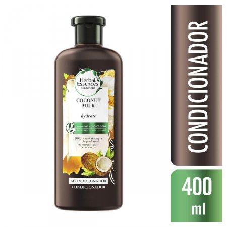 Condicionador Herbal Essences Bio:Renew Leite de Coco
