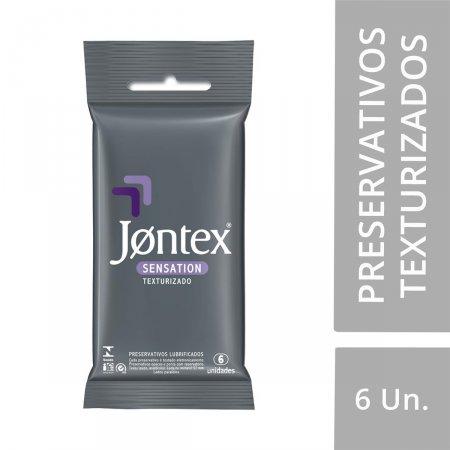 Preservativo Jontex Sensation