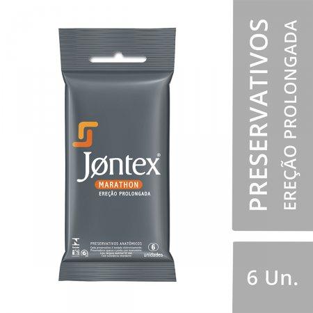 Preservativo Jontex Marathon