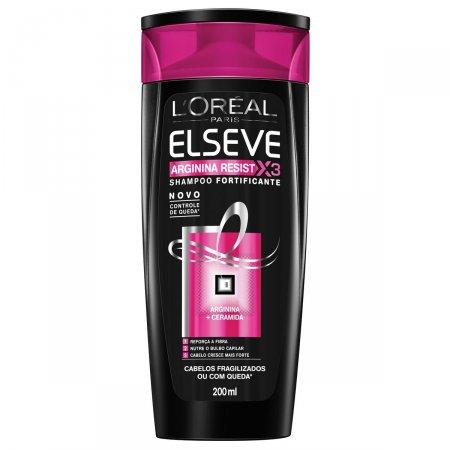 Shampoo Arginina Elseve Resist X3