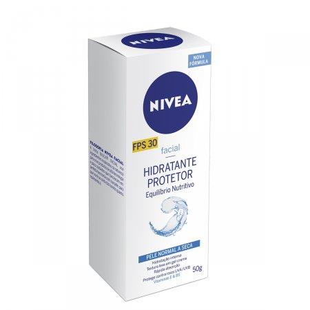 Hidratante Protetor Nivea Equilíbrio Nutritivo FPS30