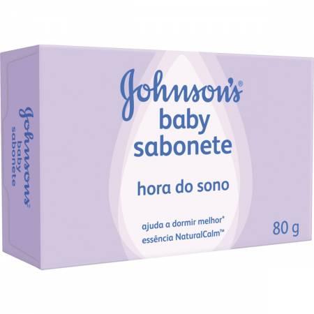 Sabonete em Barra Johnson's Baby Hora do Sono