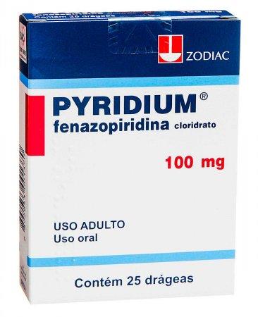 Pyridium 100mg