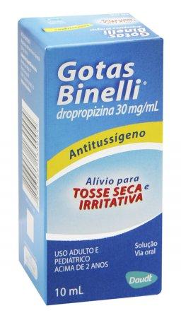 Gotas Binelli
