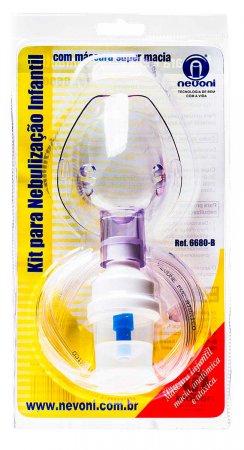 Kit para Nebulização Infantil