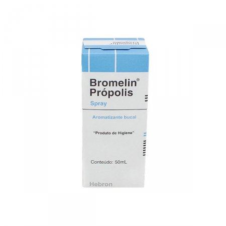 Bromelin Própolis