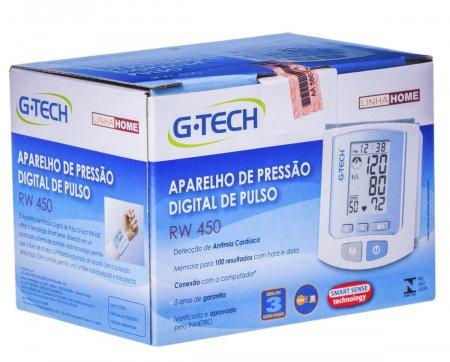Monitor Digital de Pressão Arterial RW450