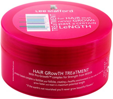 Máscara de Tratamento Capilar Lee Stafford Hair Growth Treatment com 200ml