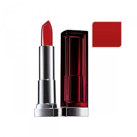 Batom Cremoso Maybelline Color Sensational Cor 307 Vou de Vermelho FPS15