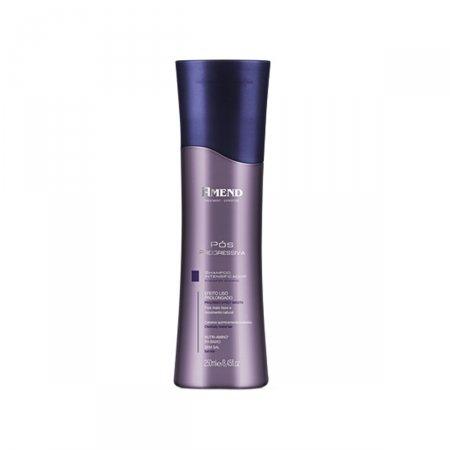 Shampoo Intensificador Amend Pós Progressiva