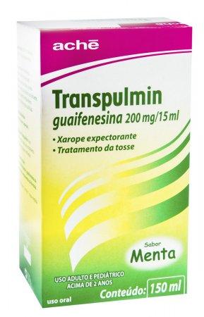 Transpulmin 200mg/15ml