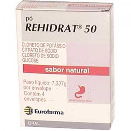 Rehidrat 50