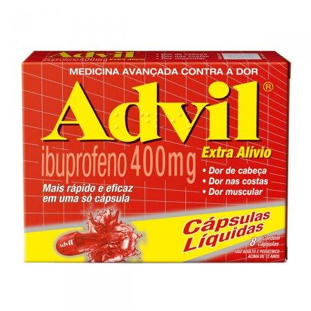 Advil Extra Alívio 400 mg