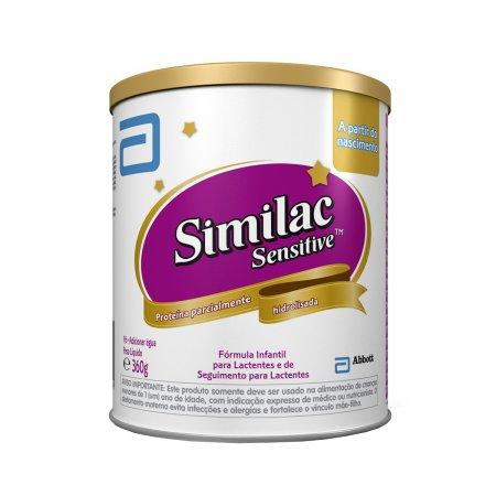 Fórmula Infantil para Lactentes Similac Sensitive