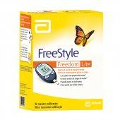Kit Monitor de Glicemia Freestyle Freedom Lite