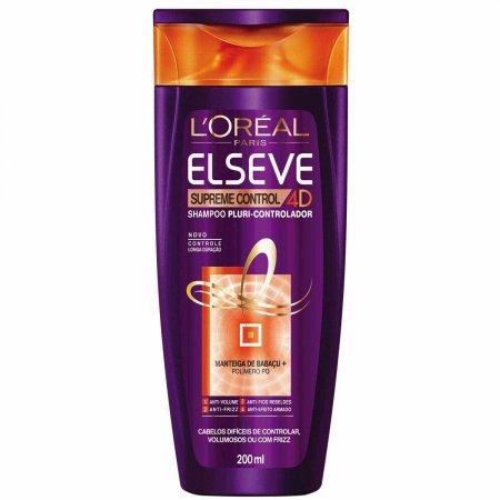 Shampoo Supreme Control 4D