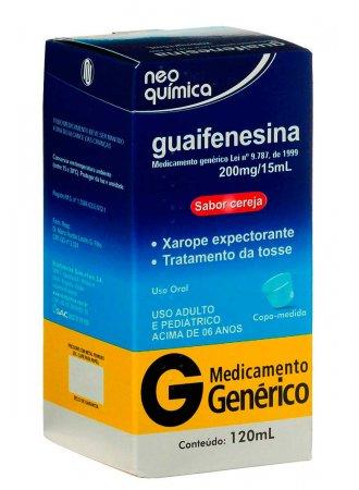Guaifenesina