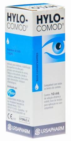 Lubrificante Ocular Hylo Comod