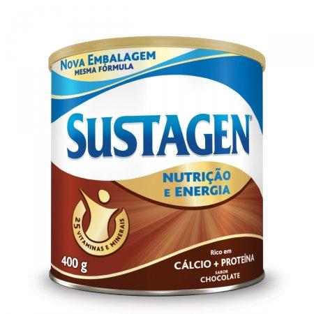 Suplemento Alimentar Sustagen Chocolate