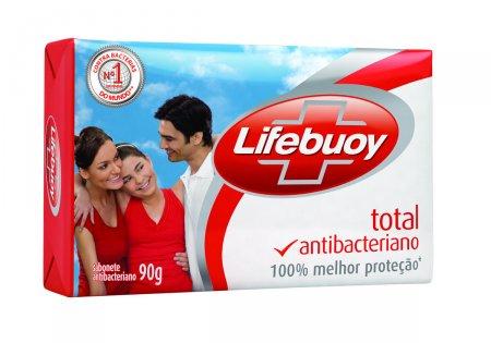 Sabonete Lifebuoy Total