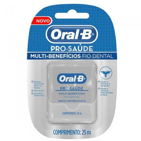 Fio Dental Oral B Pro Saúde com 25 metros