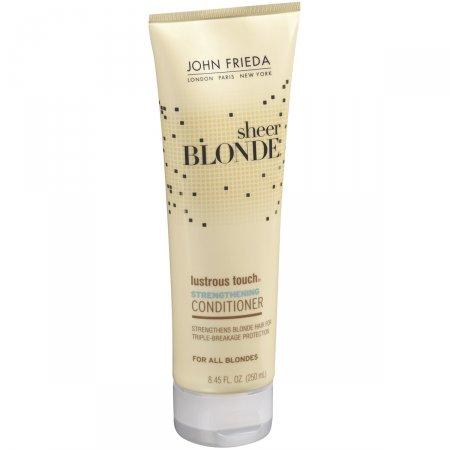 Condicionador John Frieda Sheer Blonde Lustrous Touch Strengthening
