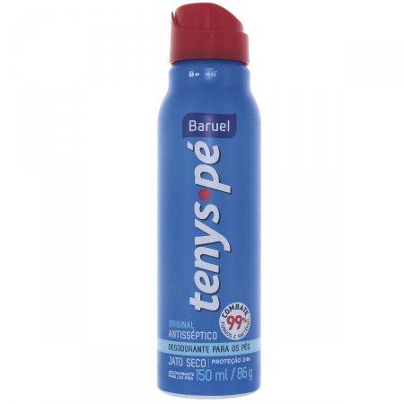 Desodorante para os pés Jato Seco Tenys Pé Original