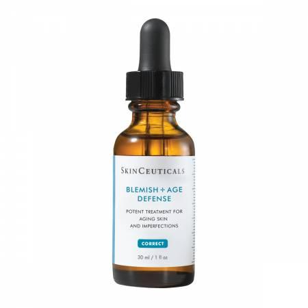 Sérum Antioleosidade e Antiacne Blemish + Age Defense