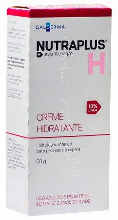 Creme Hidratante Nutraplus Pele Seca e Áspera