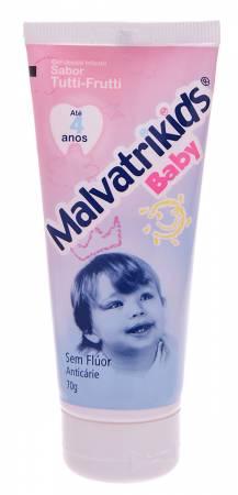 Gel Dental Baby Sabor Tutti-Frutti