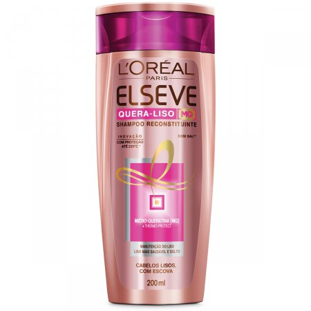 Shampoo Elseve Quera-Liso