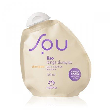 Shampoo Liso Longa Duração