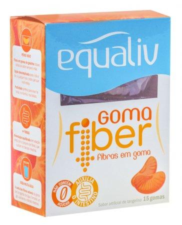 Equaliv Fiber Fibras em Gomas