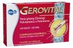 Gerovital EMS 60 Cápsulas Gelatinosas