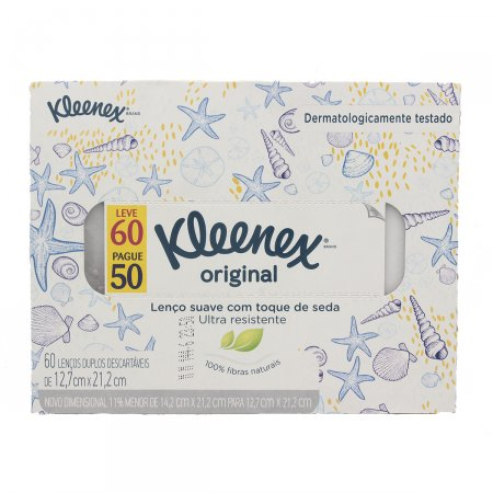 Lenços de Papel Kleenex