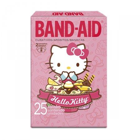 Curativos Band-Aid Hello Kitty