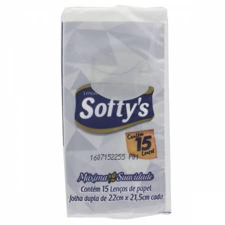 Lenços de Papel Softy's