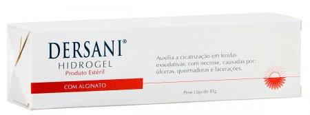 Dersani Hidrogel com Alginato