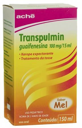 Transpulmin 100mg/15ml