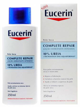 Loção Hidratante Intensiva Eucerin Complete Repair